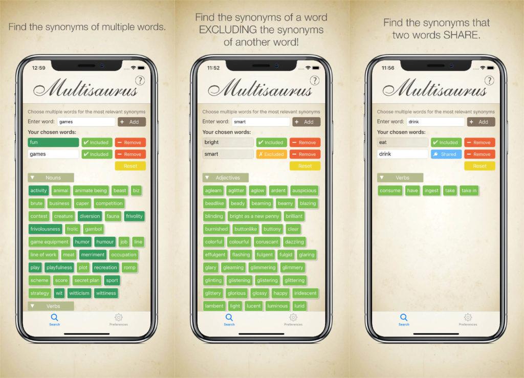 Multisaurus – Interactive Coconut
